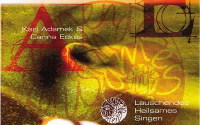 Karl Adamek & Carina Eckes: Meridian Mantren