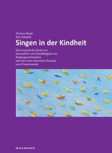 Thomas Blank, Karl Adamek - Singen in der Kindheit (Waxmann Verlag)