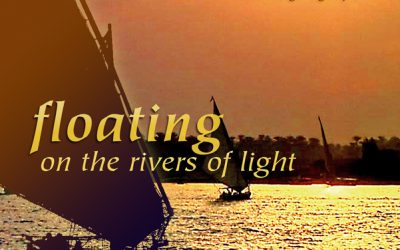 Carina Eckes – floating…on the rivers of light