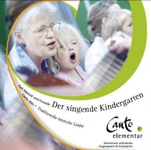 Karl Adamek und Freunde - Der singende Kindergarten