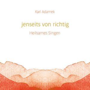 Jenseits von richtig | CD Karl Adamek